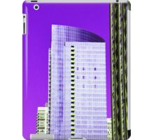 Skyscraper Purple iPad Case/Skin