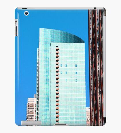Skyscraper Blue iPad Case/Skin