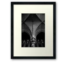 Arch Enemy Framed Print