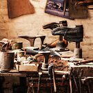 The Shoe Makers Shop by Patricia Jacobs CPAGB