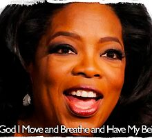 The Word of Oprah by michaelroman