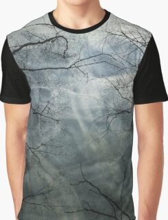 Night branches Graphic T-Shirt