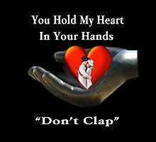*•.¸♥♥¸.•*U HOLD MY HEART IN YOUR HANDS IPAD CASE*•.¸♥♥¸.•* by ✿✿ Bonita ✿✿ ђєℓℓσ