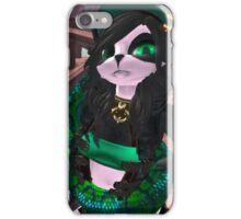 New Year Panda iPhone Case/Skin