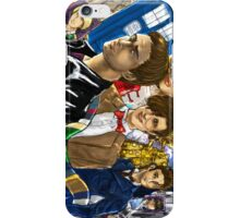 Dr Who - 50 years iPhone Case/Skin