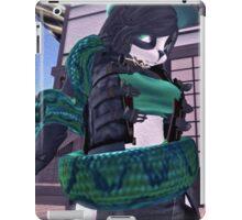 New Year Panda Pad iPad Case/Skin