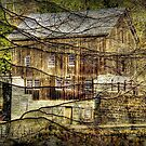 The Flour Mill by Donnie Voelker