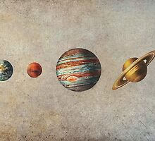 The Solar System by Terry  Fan