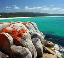 Bay of Fires  Tasmania by MisticEye