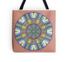 Random Psychedelic Kaleidoscope 2 Tote Bag