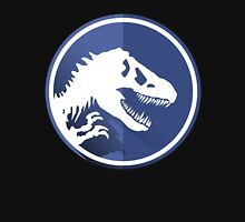 Jurassic World Sci-Fi Film Logo T-Shirt