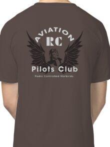 Aviation RC Pilots Club (big) logo  Classic T-Shirt