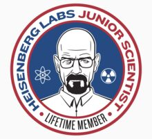 Heisenberg Labs Junior Scientist by thefactorykids