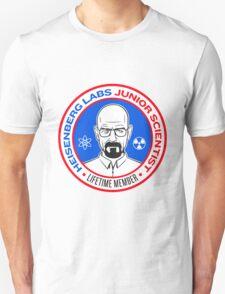 Heisenberg Labs Junior Scientist T-Shirt