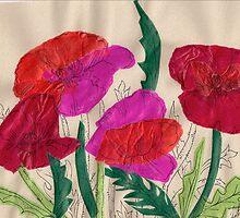 Poppies by Pittittiskin9