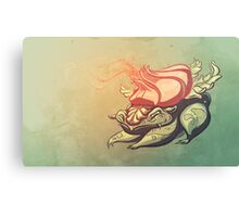 Pokemon - Ivysaur Canvas Print