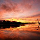 Batman Bridge Sunrise - Tasmania by MisticEye