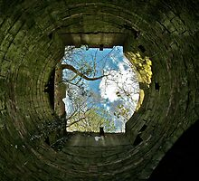 Derelict Victorian Tower by Andrew Connor Smith