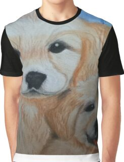 cute puppies Graphic T-Shirt