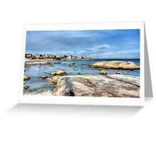 Seascape - Gloucester - Greeting Card