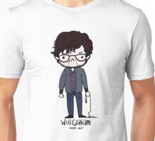 Will Graham Needs Help Unisex T-Shirt