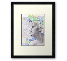 Sacred Dreaming  Framed Print