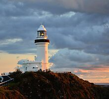 Byron Lighthouse by MisticEye