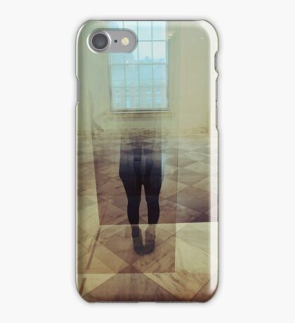 Ghostly iPhone and iPod Case iPhone Case/Skin