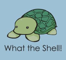 What the Shell! (Pun) by jackyboi