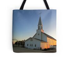 Zion Lutheran Church Tote Bag