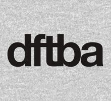 DFTBA 3.0 Kids Clothes
