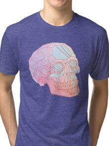 Crystal Skull Tri-blend T-Shirt