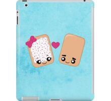 Toaster Pastry Love iPad Case/Skin