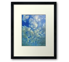 ©HCS Only Cloudscape I Framed Print