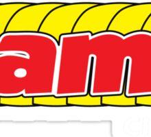Sam's Chicken Sticker