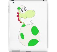Yoshi Hatching iPad Case/Skin