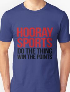 Hooray Sports! T-Shirt