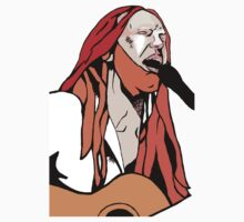 Newton Faulkner Painting by zoeandsons