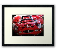 Gran Turismo Omologato Framed Print