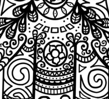 The Hamsa Sticker