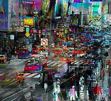 New York by Igor Shrayer