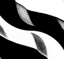 Nishikigoi - Yin and Yang Sticker