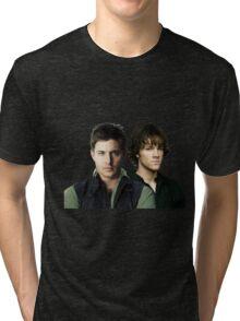 Early Sam & Dean Tri-blend T-Shirt