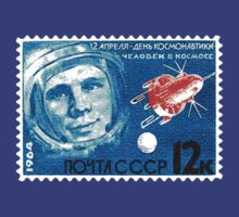 Russia CCCP Space Program 1964 by TravelShop