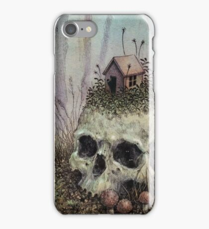 Little Forest Spirits  iPhone Case/Skin