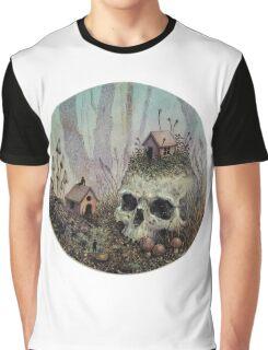 Little Forest Spirits  Graphic T-Shirt