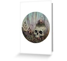 Little Forest Spirits  Greeting Card
