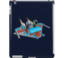 Daft Invaders iPad Case/Skin