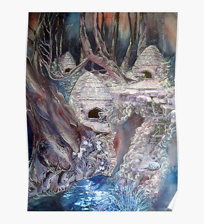 Where forest folk dwell Poster