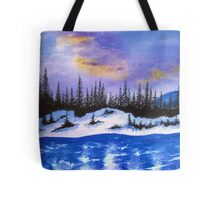 Canadian wilderness Tote Bag